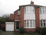 semi detached home in Overdene, Denton Burn...