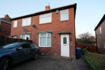 semi detached home in The Grove, West Denton...