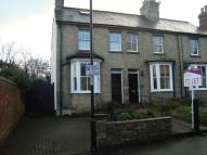 3 bed End of Terrace property in York Road...