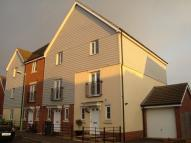 Town House to rent in Skylark Way, Stowmarket...