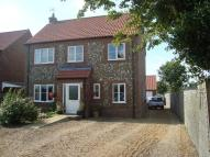 Detached house in Barretts Lane, Feltwell