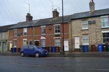 Terraced home in Eastgate Street...