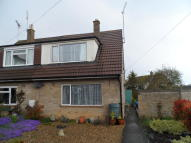 semi detached property for sale in Springfield Road, Oundle...