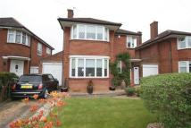 Detached home in Belmont Lane, STANMORE