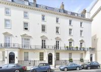 Terraced property in West Eaton Place...