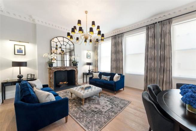 Flat For Sale Sw1