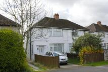 semi detached property in Beechey Avenue, Marston