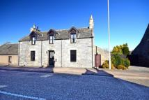 3 bed semi detached property for sale in Tomintoul