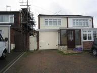 3 bed semi detached property in Virginia Close, Benfleet...