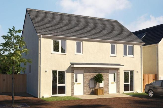 3 bed new home in Plymouth for sale