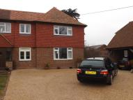 2 bed semi detached home in Cooksbridge, BN8