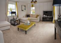 4 bed new property for sale in Cheriton Close...