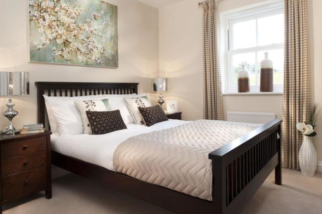 Archford Bedroom Wepre Green