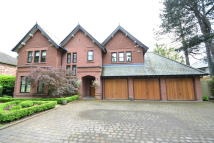 Detached house for sale in WILMSLOW PARK SOUTH...