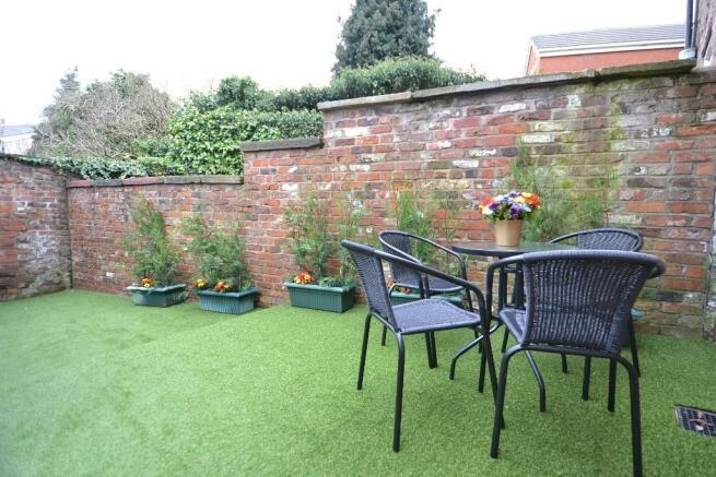 Ext. rear garden