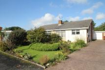 2 bed Semi-Detached Bungalow in Castle Park, Hemyock