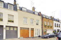 4 bedroom Mews in Eaton Mews West, London...