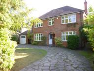 4 bed Detached house to rent in Farnborough Park...