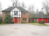 4 bedroom Detached property to rent in Heywood Drive, Bagshot...