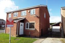 semi detached home to rent in Bramshill Close, Sothall...