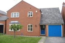 4 bedroom Detached property to rent in Kings Mews, Eckington...