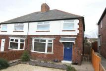 3 bedroom semi detached home in Nethermoor Lane...