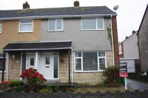 semi detached property for sale in Queens Drive Llantwit...