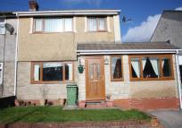 semi detached house for sale in Heol Dyhewydd Llantwit...