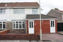 3 bedroom semi detached home in Heol Ap Pryce Beddau