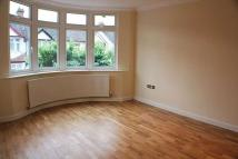Flat to rent in Boswell Road...