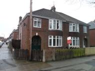 semi detached property to rent in Carholme Road, Lincoln...