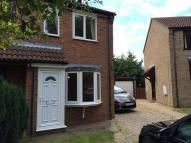 semi detached home in Beaufort Close, Lincoln...