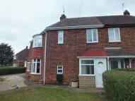 3 bed semi detached house in Derwent Road, Scunthorpe...