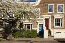 Terraced home in Nutfield Road, London...
