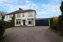 4 bed semi detached home for sale in Stratford Road...