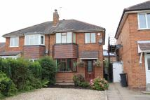 3 bedroom semi detached property for sale in Hampton Road, Knowle