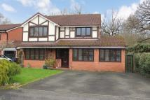 4 bed Detached house in Hartington Close...