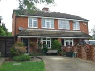 semi detached home for sale in COOKHAM