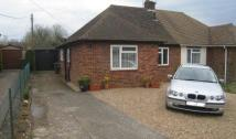 BOURNE Semi-Detached Bungalow for sale