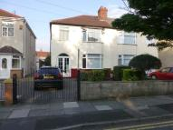 3 bed semi detached house in Stuart Road North...