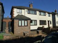 semi detached home in Norman Road, Litherland...
