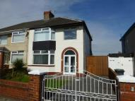 3 bed semi detached home for sale in Sonning Avenue, Ford...