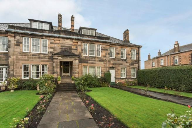 5 bedroom flat for sale in osborne terrace edinburgh