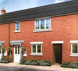 Terraced home for sale in The Bolton, Booths Farm...