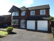 Detached house in Norton Green Lane...