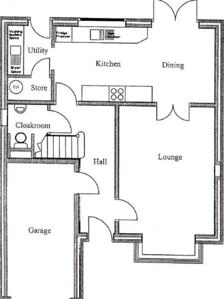 Ground Floor Plan jp