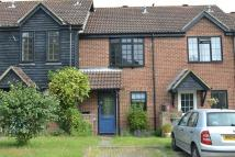 Terraced home for sale in Barleymow Court...