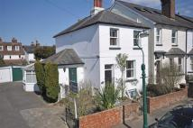 Detached house in Vincent Road, Dorking...