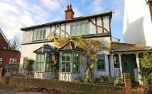 Detached property for sale in High Street, Godstone