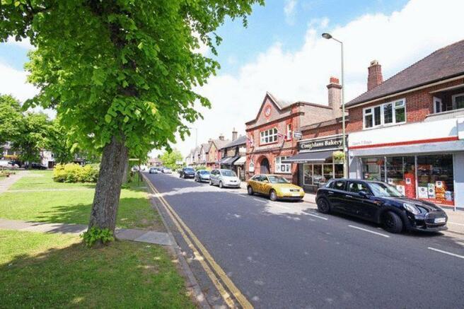 Warlingham Green